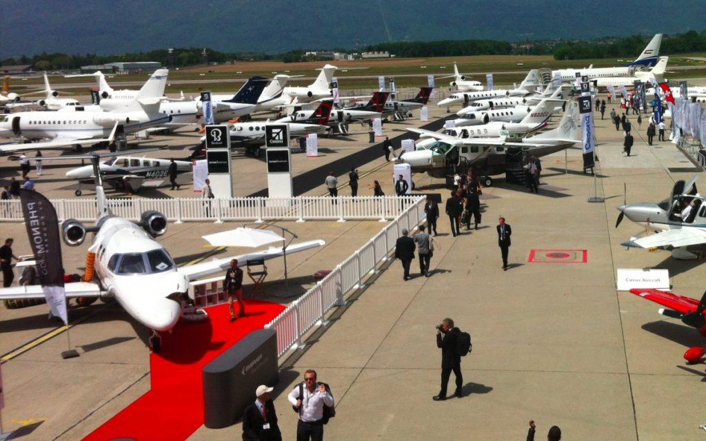 Réservation d'un jet privé low cost