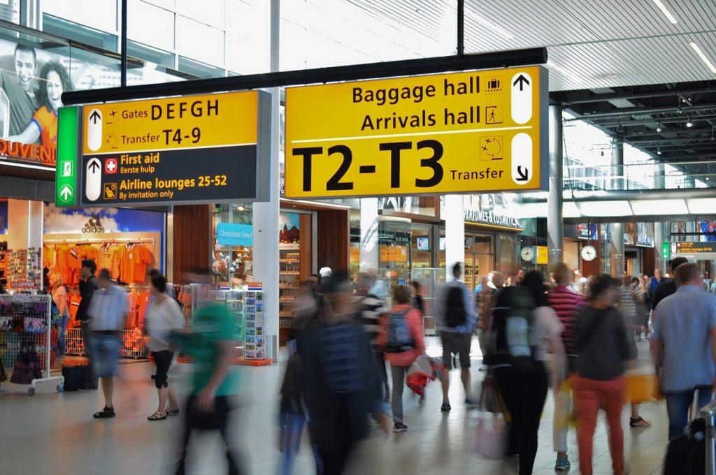 Wie lange dauert das Auschecken am Flughafen Frankfurt?
