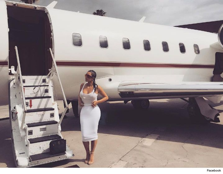 celebrities who own private jets