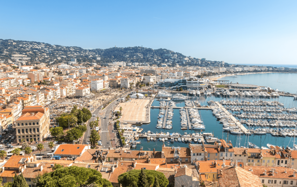 City of Cannes French Riviera
