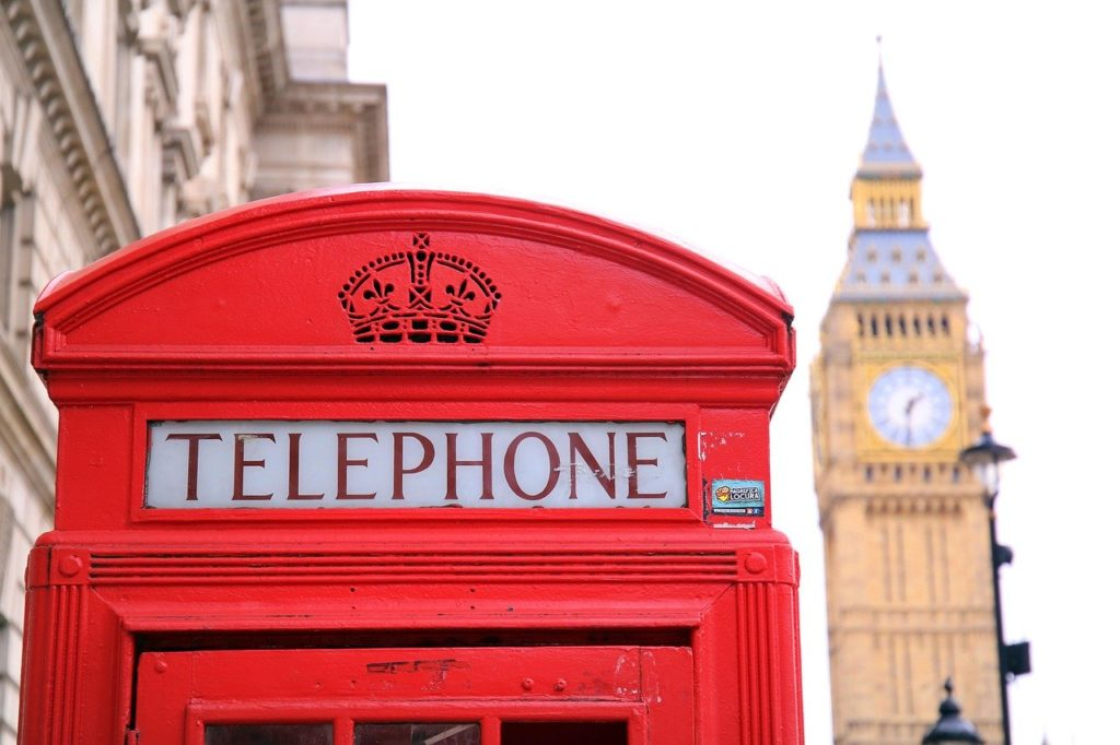 London top European cities