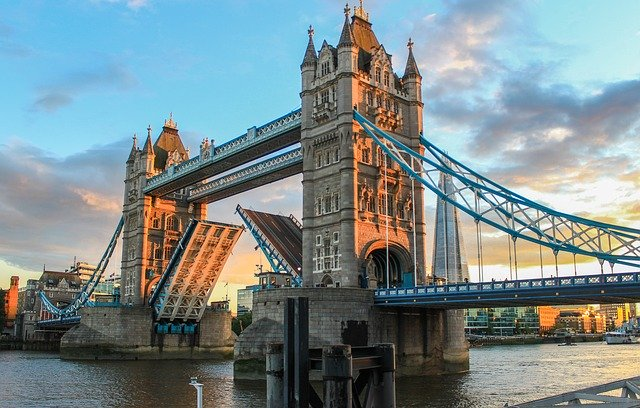Visit of London