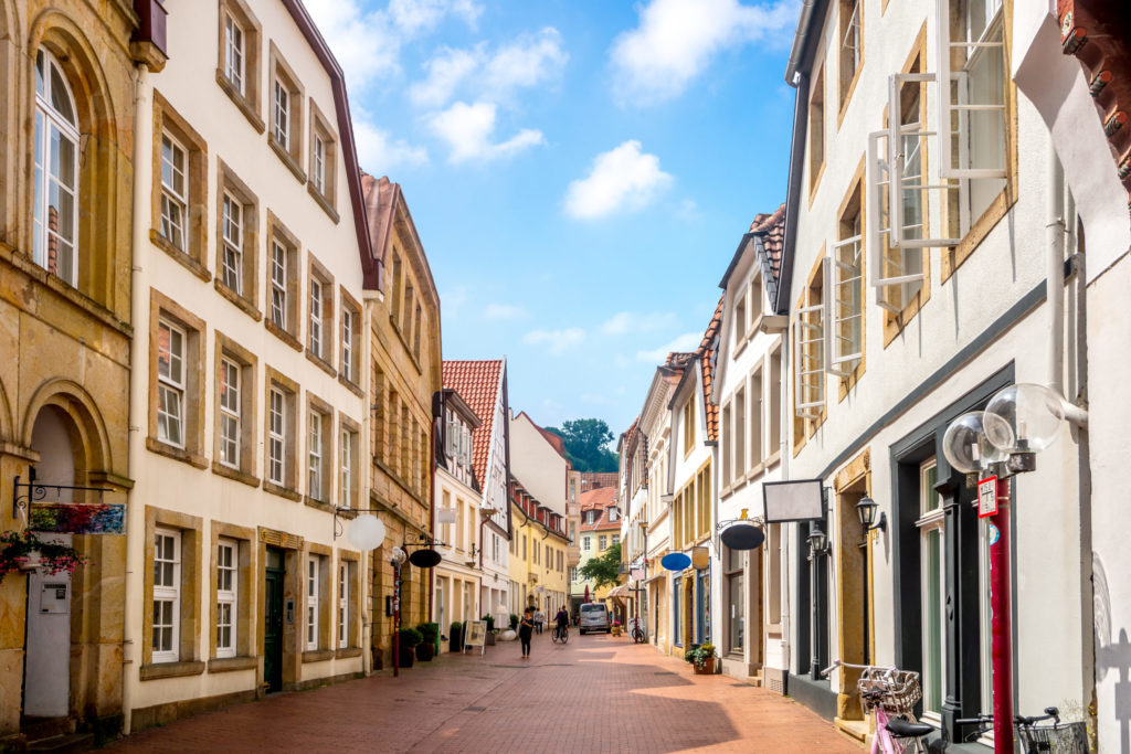 Entdecke Osnabrück