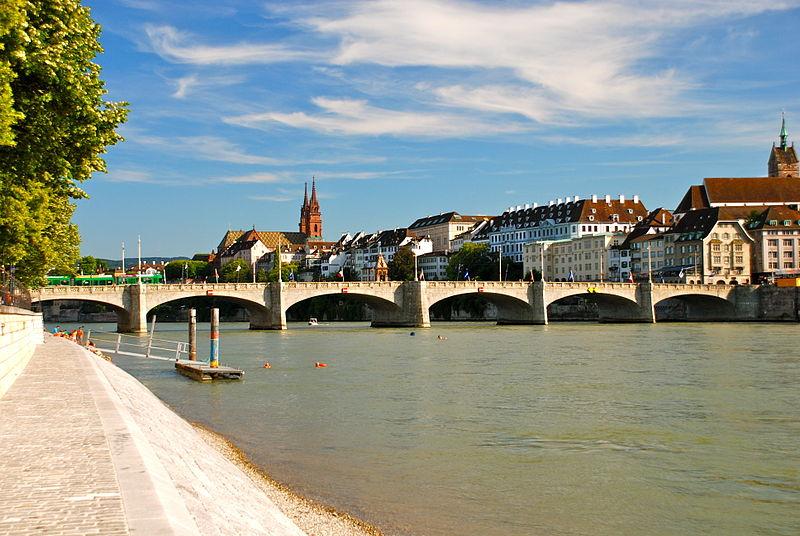 Basel, die Hauptstadt der Pharmaindustrie