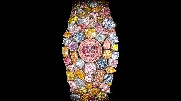Het duurste horloge wereldwijd.