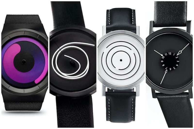 De meest unieke horloges: Op basis van Design.