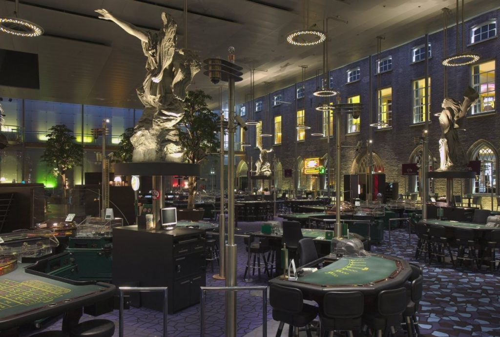 The best casinos in Breda