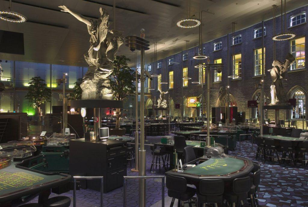 The best casinos in Breda