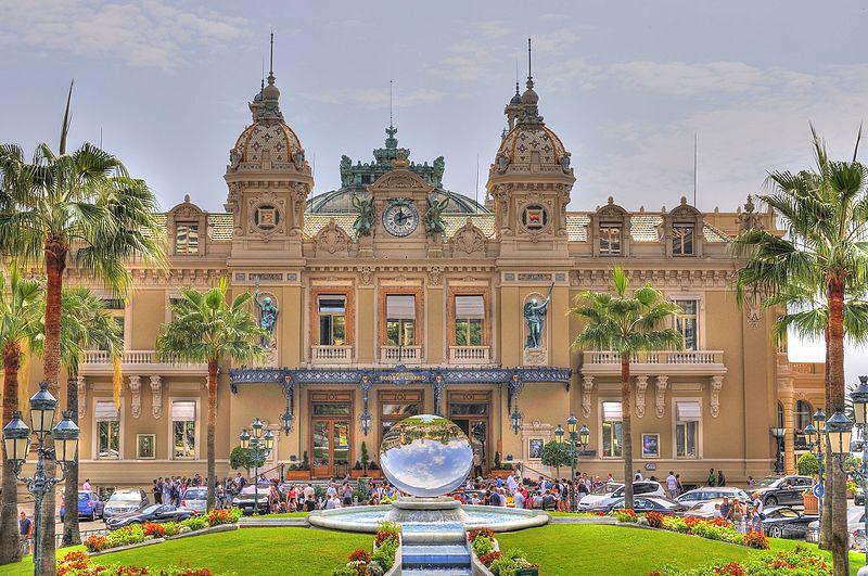 Best casinos in Europe: Monte Carlo