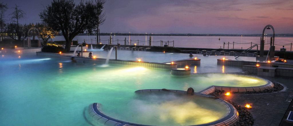 The best spas in Europe: The Terme Di Sirmione