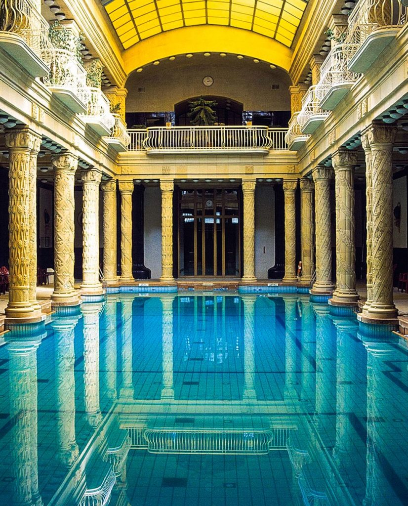 Wellness holiday in the Gallert Bath