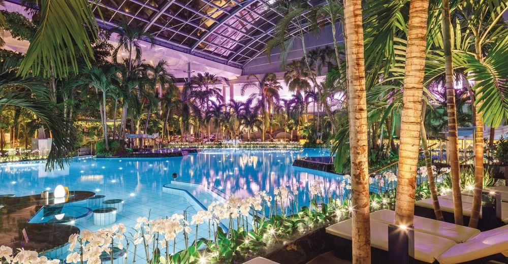 Best spas in Europe: Spa Sinsheim