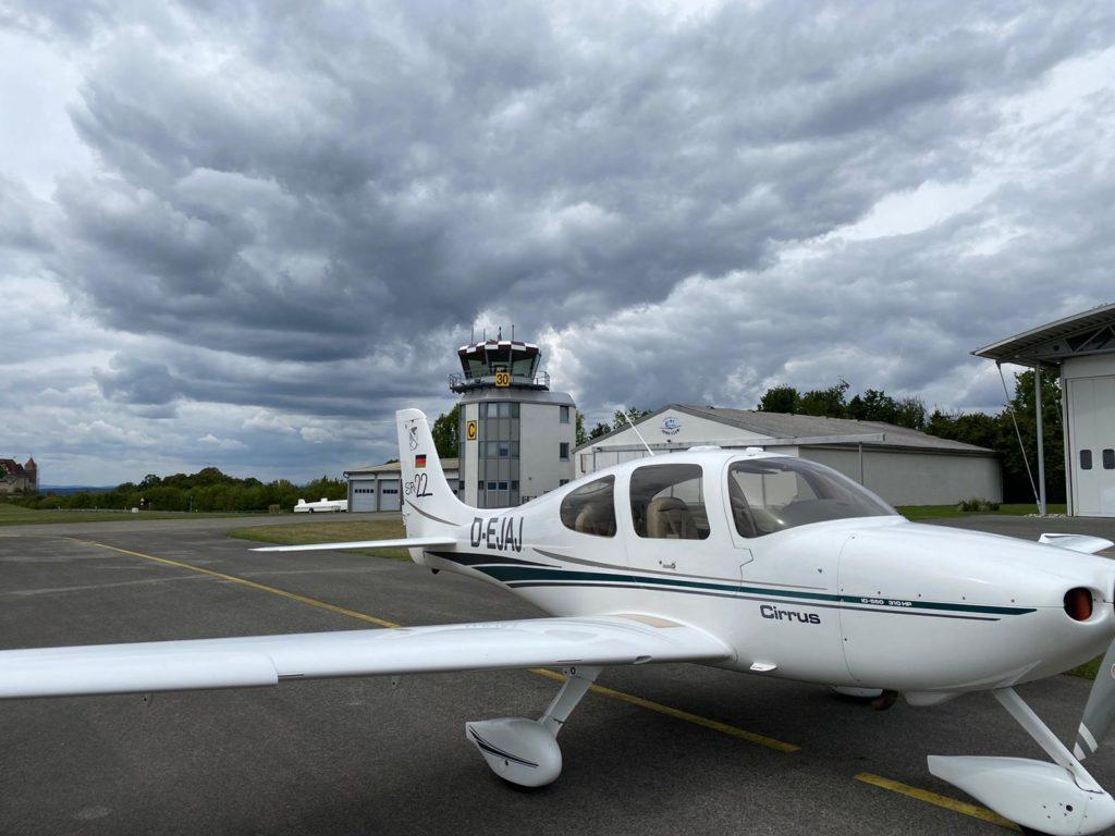 Wetterbedingungen wenn Sie ein Privatflugzeug chartern