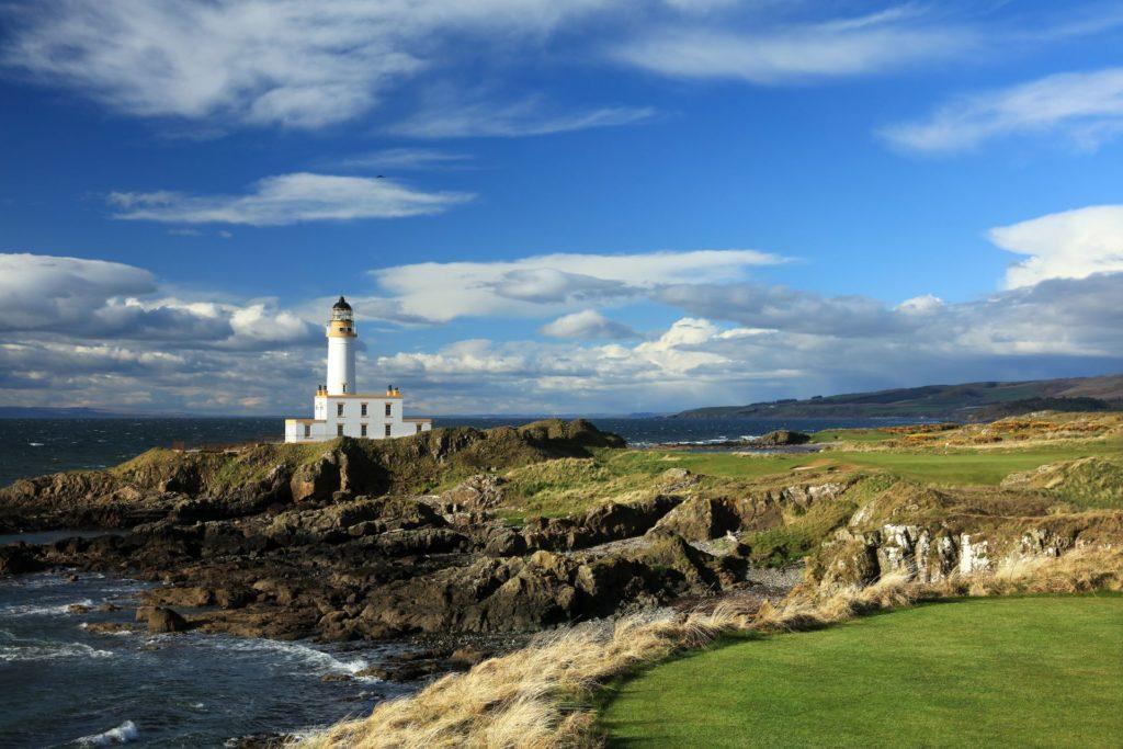 Golf resort Trump Turnberry