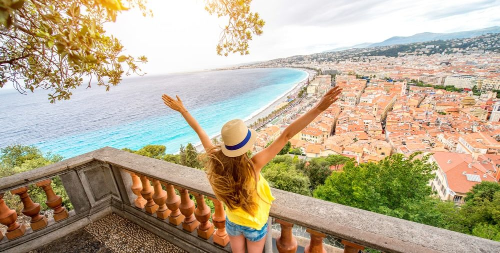 Cote d'Azur Nice top European cities