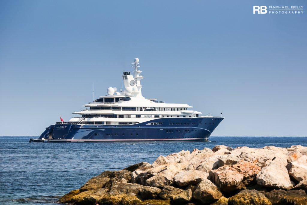 Al Mirqab luxe jachten