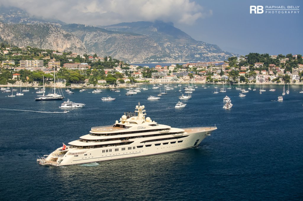 Dilbar luxury yachts