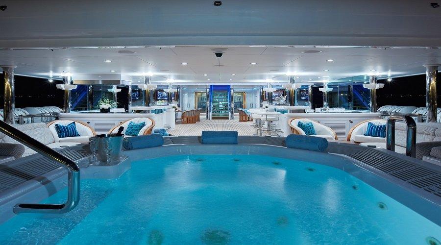 Eclipse luxury yachts