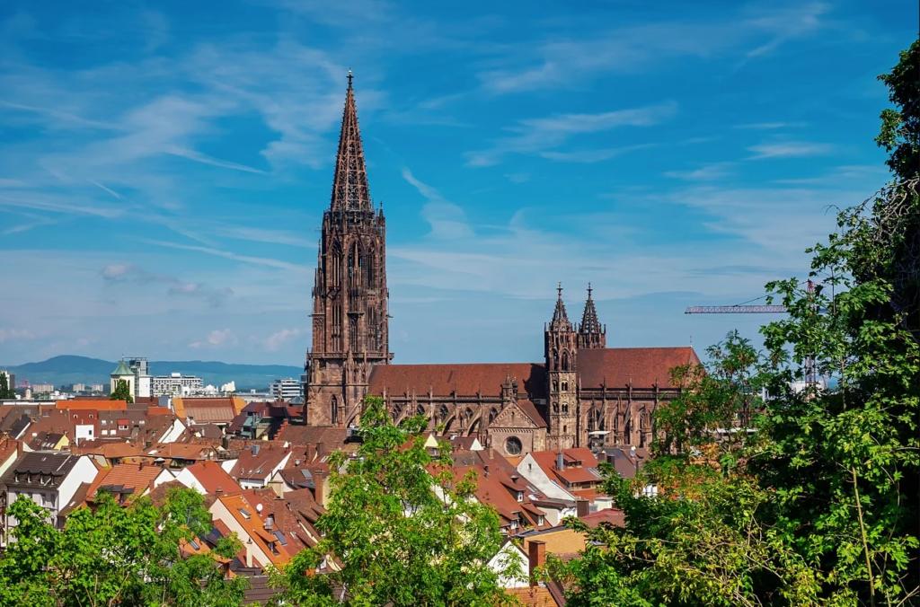 Freiburg Wellness und Aktivitäten