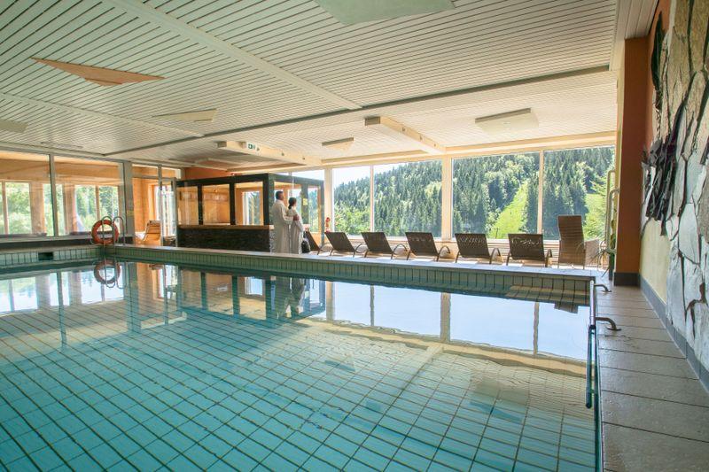 Wellness im Schwarzwald, Waldhotel am Notschreipass