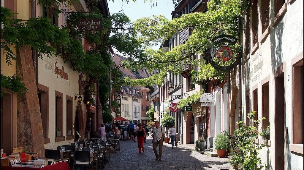 Konviktstrase Freiburg