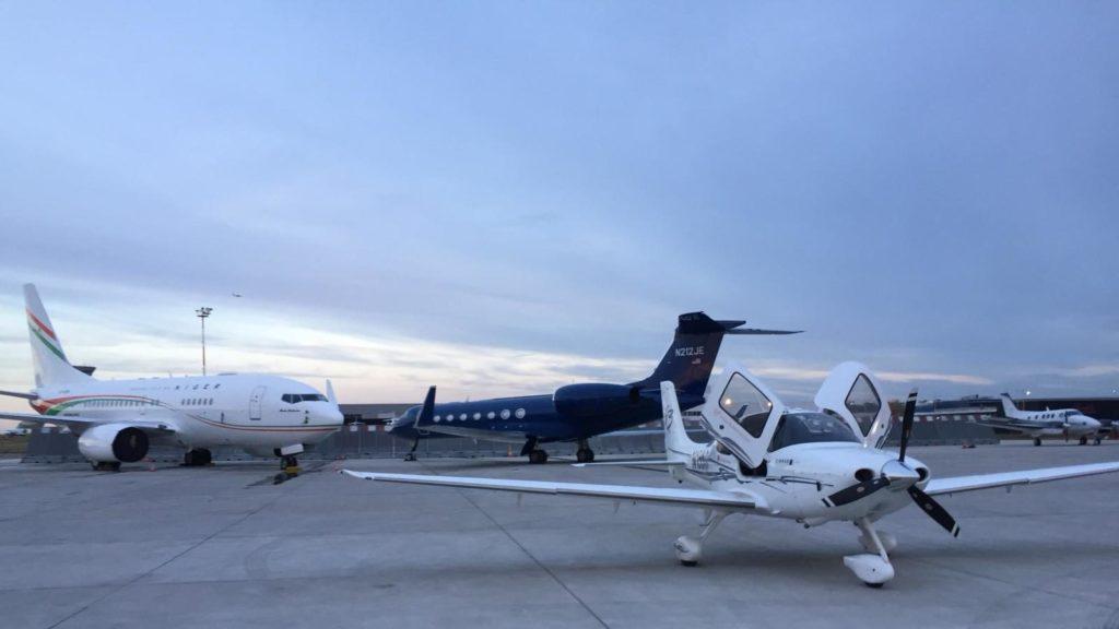 air taxi Fly Aeolus top European cities
