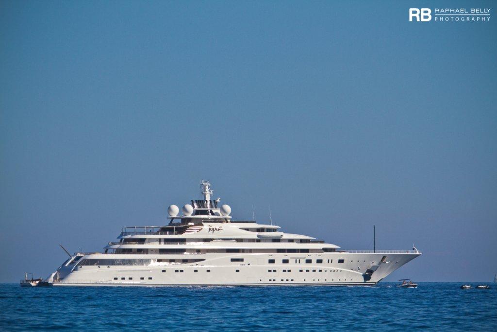A+ (ex Topaz) luxury yachts