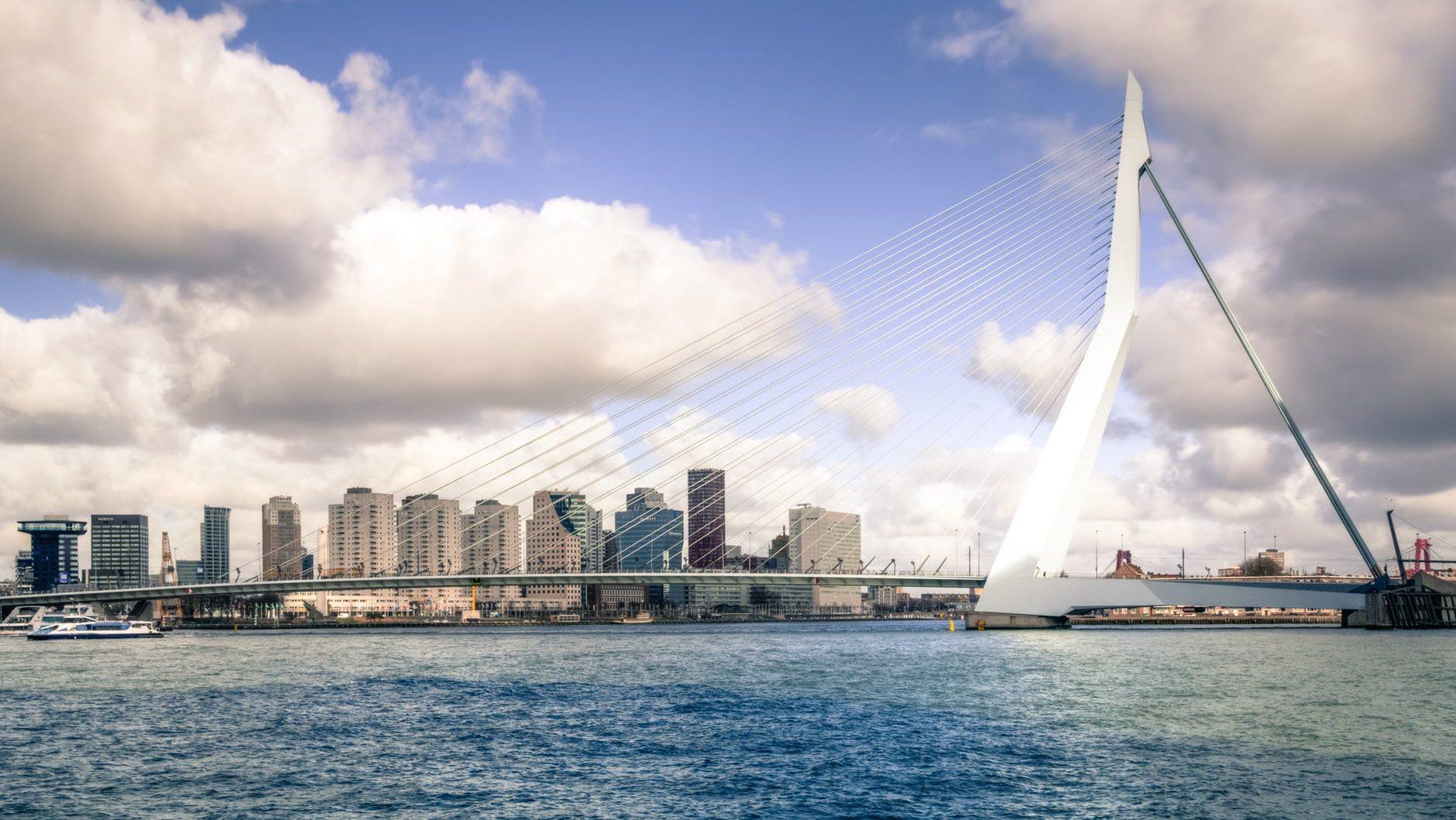 Rotterdam Eurovision 2021