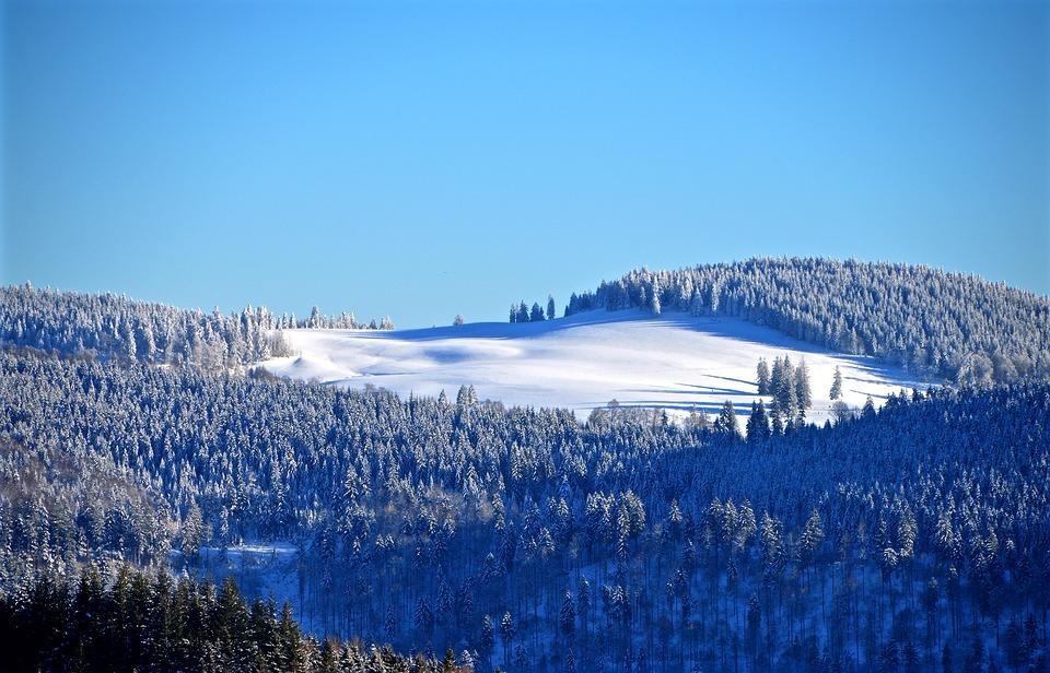 Wellness im Schwarzwald, Schnee Aktivitäten