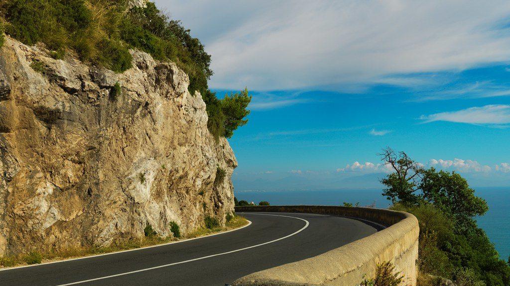 Amalfie balades à moto