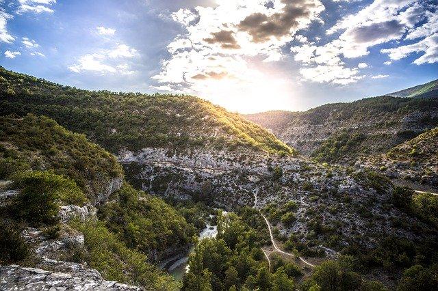 Verdon Gorge France