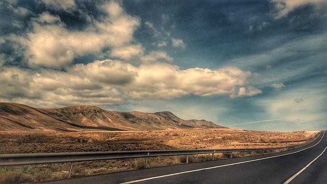 Fuerteventura en moto