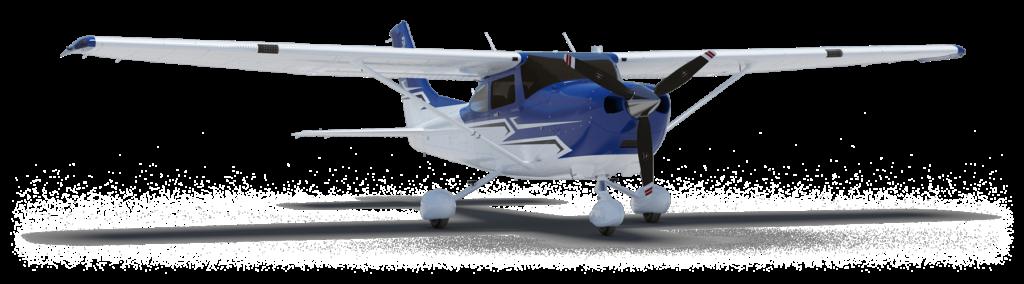 Cessna 182 aircraft