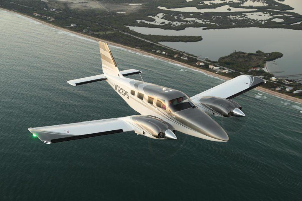 Piper Seneca Business Jet
