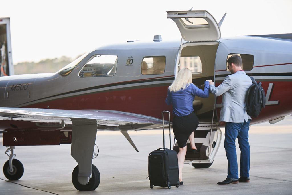 Piper PA46 Meridian Lifestyle