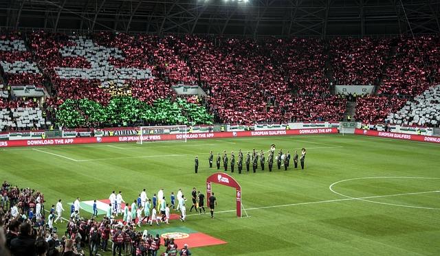 Puskas Ferenc Stadium Budapest
