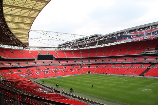 Wembley Stadium London EURO 2020
